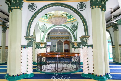 Abdul Gaffoor Moschee
