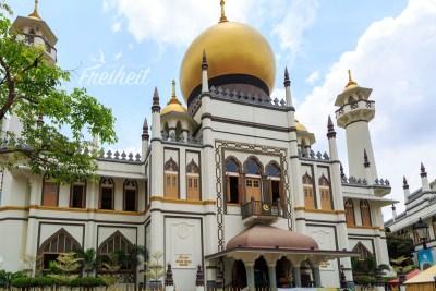 """Moschee """"Masjid Sultan"""""""