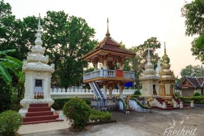 Buddhistisches Kloster in Vientiane