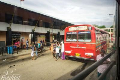 Trubeliger Busbahnhof