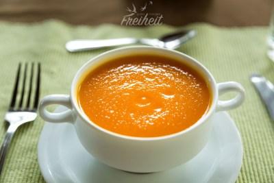 Jede Vorspeise ist eine Suppe
