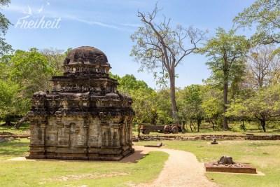 Shiva Devale No.2 - ein hinduistischer Tempel aus dem 11. Jahrhundert