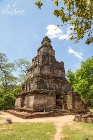 Erinnert an Angkor Wat - Hatadage genannt, wurde zu Ehren Kambodschas gebaut