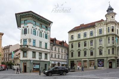 Altstadt von Ljubljana