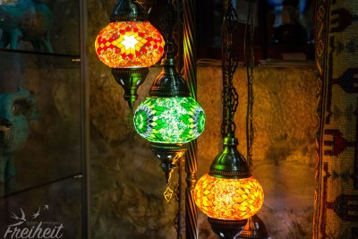 Lampen in allen Farben