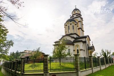 Orthodoxe Kirche Bogojavljenski Hram
