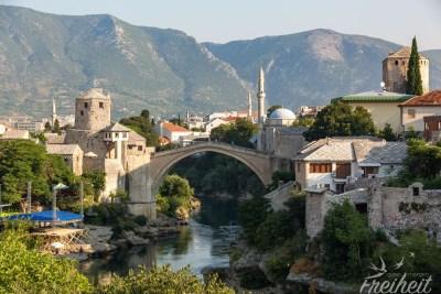Stari Most - die Alte Brücke von Mostar
