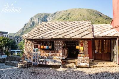 Ja, das ist in Bosnien - nicht im Orient :)