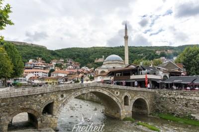 Die alte Steinbrücke