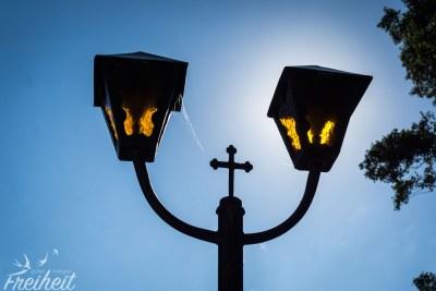 Kirchliche Lampen ;-)