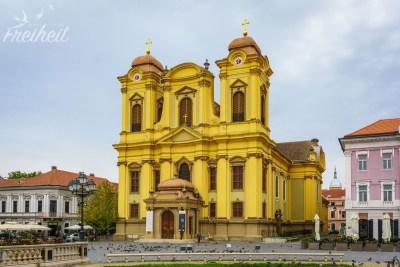 Der Dom zu Timisoara