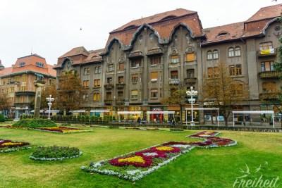 Palais Dauerbach am Siegesplatz