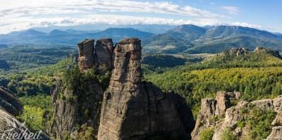 Natürlich ragen sich viele Legenden um die Felstürme und ihre, die Fantasie anregenden, Formationen