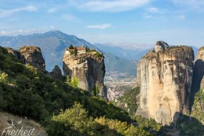 Kloster Agía Triáda - James Bond war auch schon hier ;-)