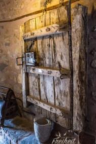 Original Tür aus dem 16. Jahrhundert