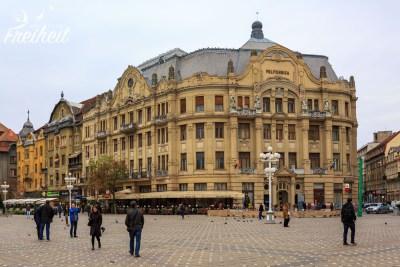 Palais Lloyd am Siegesplatz