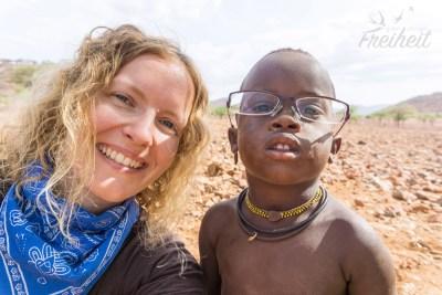 Dieser Junge hat sich vorallem für Nadines Brille interessiert ;-)
