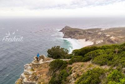 Blick zum Dias Beach - dahinter liegt das Kap der Guten Hoffnung
