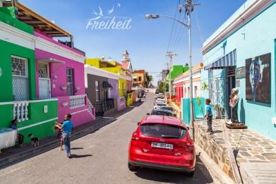 Bo-Kaap - das Viertel der ehemaligen Sklaven
