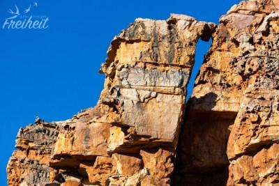 Ein Eldorado für Kletterer