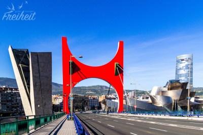 Die Brücke Puente La Salve