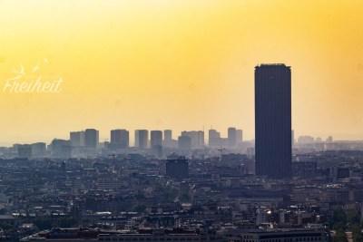 Paris im Morgenlicht