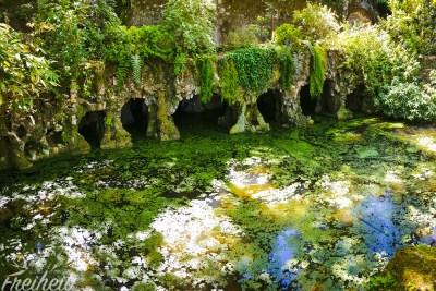 Das Grottenlabyrinth