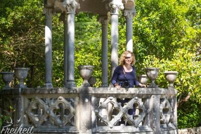 Wundervoller Balkon vom Tor der Wächter