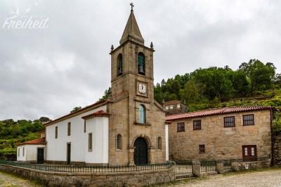 Kirche von Lindoso