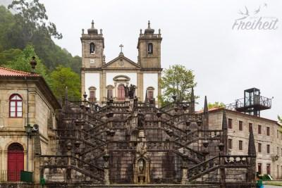 Wallfahrtskirche Santuário de Nossa Senhora da Peneda