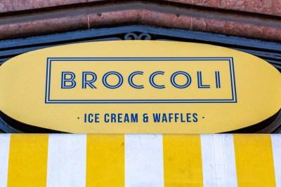 Einprägsamer Name für eine Eisdiele :-P