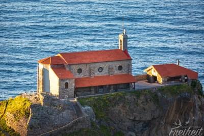 Ehemaliges Kloster San Juan de Gaztelugatxe