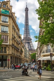 Das Wahrzeichen von Paris