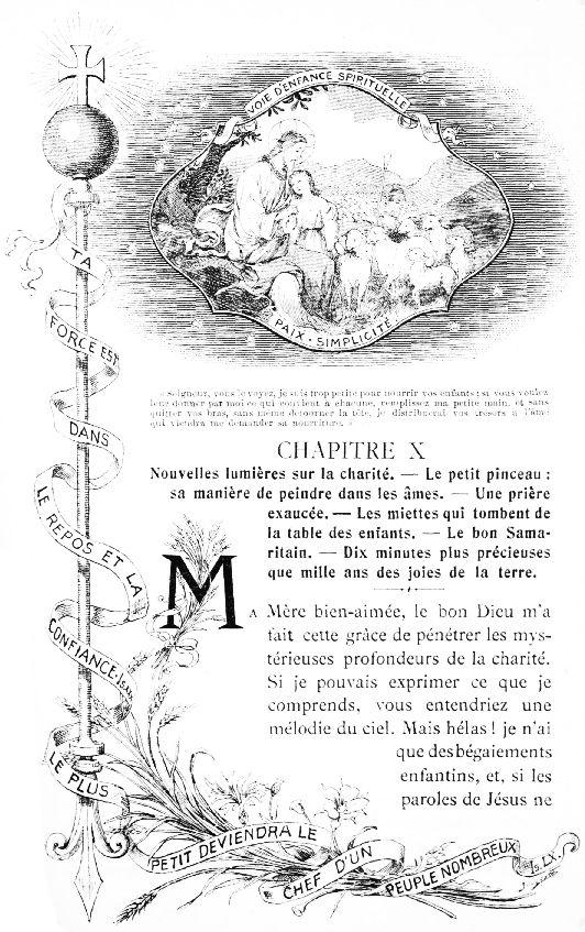 J'ai Des Rapport Avec Ma Mere : rapport, Project, Gutenberg, EBook, Histoire, D'une, écrite, Même,, Thérèse, Lisieux.