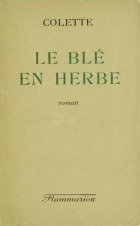 Le Blé En Herbe Colette : herbe, colette, Project, Gutenberg, EBook, Herbe,, Colette.