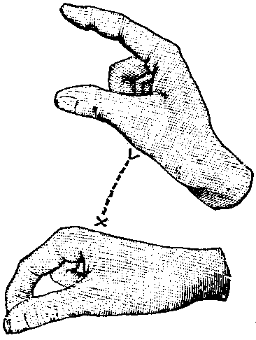 Sign Language among North American Indians, by Garrick