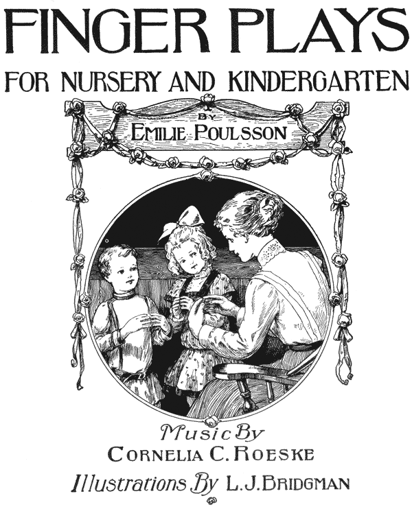 The Project Gutenberg eBook of Finger Plays for Nursery