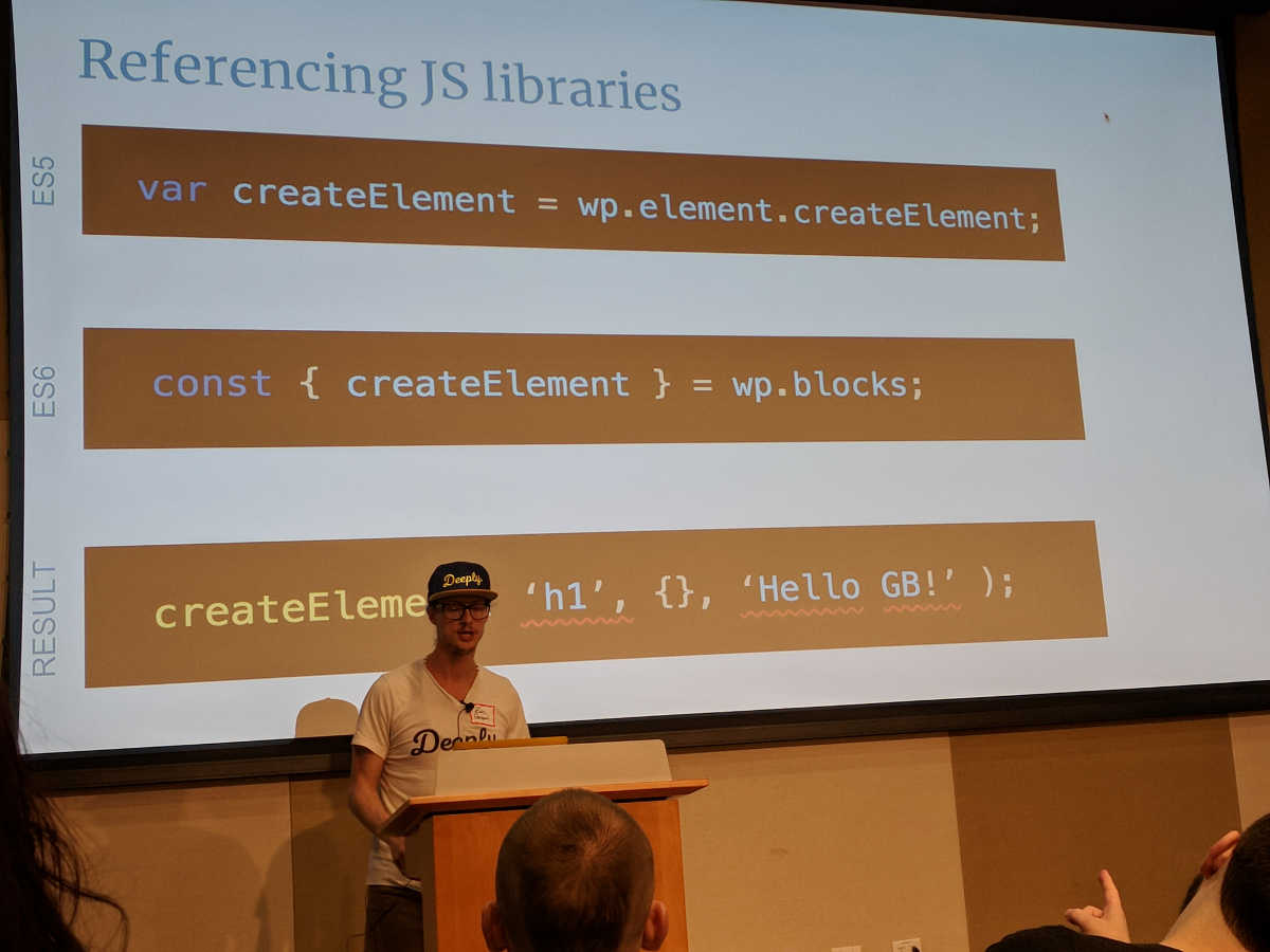 Gutenberg Developers Workshop at WordCamp Miami (Resources)