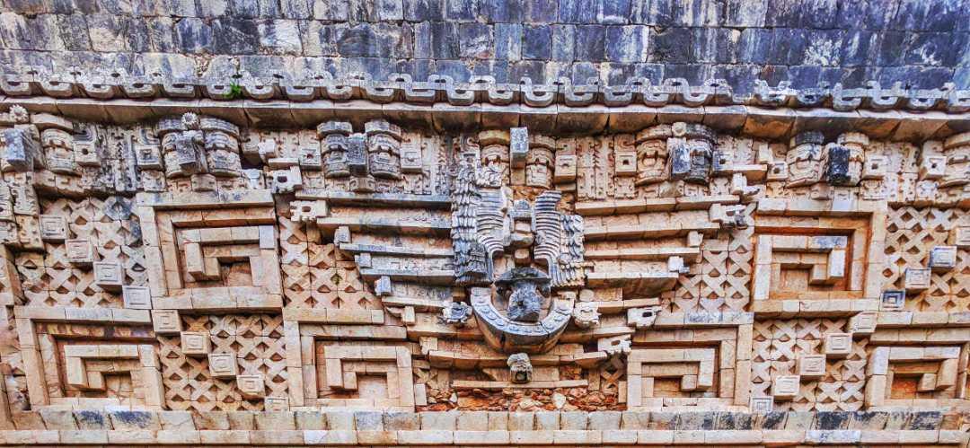 Uxmal Mayan Temple Birgit Pauli-Haack