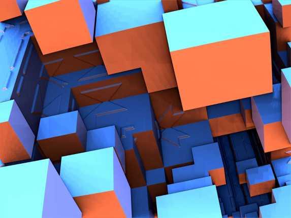 Fractal-Blocks - found on Canva.com/photos