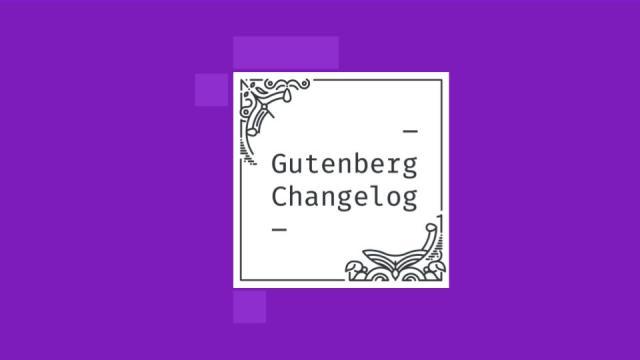 Gutenberg Changelog Episode 32 Cover