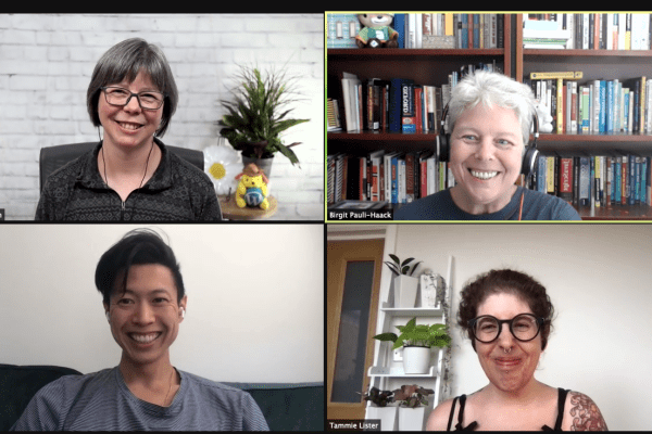 Gutenberg Times Live Q and A with Daisy Olson, Tammie Lister and Jeff Ong. Hosted by Birgit Pauli-Haack