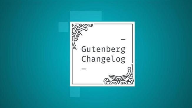 Gutenberg Changelog 48 Cover