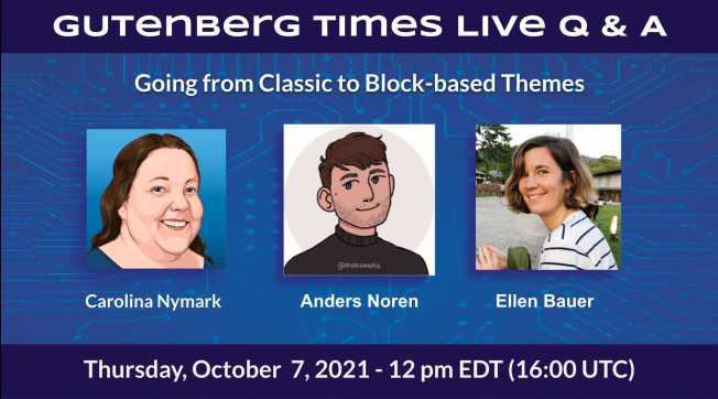 Headshots Ellen Bauer, Carlina Nymark, Anders Noren