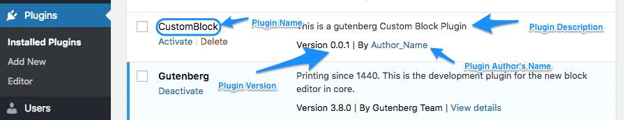 Gutenberg tutorial, plugin, gutendev, gutenberg