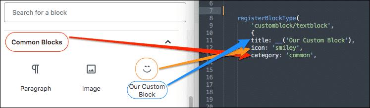 Gutenberg tutorial, block classification, gutendev, gutenberg