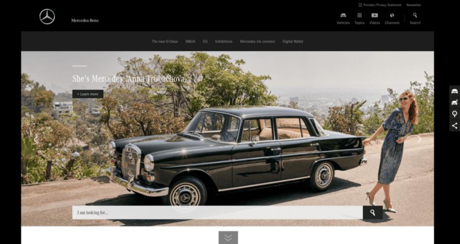 Mercedes Benz | Gutendev | WordPress websites with Gutendev | New WordPress | WordPress Tutorials | Plugins WordPress