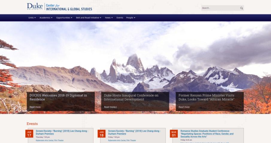 Duke university | Gutendev | WordPress websites with Gutendev | New WordPress | WordPress Tutorials | Plugins WordPress