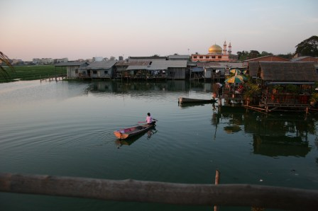 Der See, vor 2009.