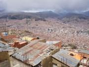 La Paz von oben